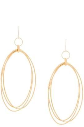 Petite Grand Triple Layer earrings