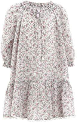 Zimmermann Heathers Long Sleeve Dress