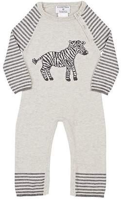 Lucky Jade Infants' Zebra Coverall