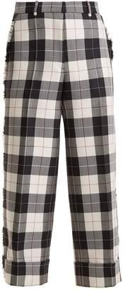 Thom Browne Sack wide-leg trousers