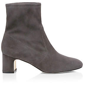 Stuart Weitzman Women's Niki Suede Sock Boots