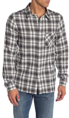 OVADIA AND SONS Max Flannel Regular Fit Shirt