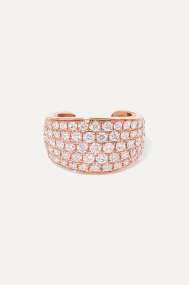 Anita Ko Galaxy 18-karat Rose Gold Diamond Ear Cuff