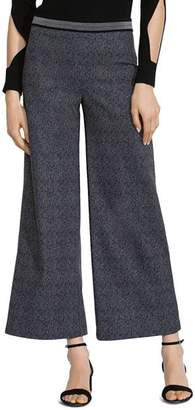 Bailey 44 Expat Brushed Herringbone Wide-Leg Pants