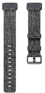 Fitbit Charge 3 Advanced Fitness Tracker Woven Accessory Band