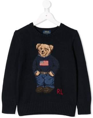 Ralph Lauren (ラルフ ローレン) - Ralph Lauren Kids テディベア セーター