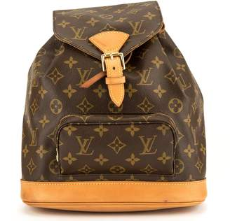 Louis Vuitton Monogram Montsouris MM Backpack (3963015)