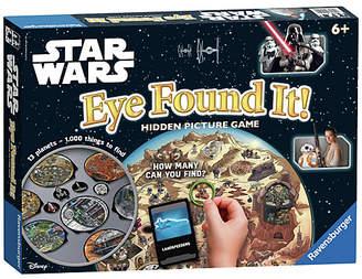 Star Wars Eye Found It.