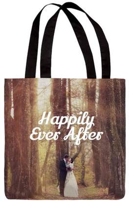 """Generic Photo Tote Bag with Handles, 18"""""""