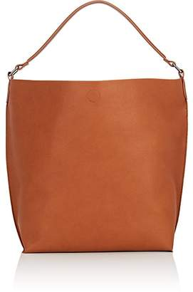 Barneys New York WOMEN'S ANN LEATHER HOBO BAG