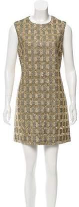 Michael Kors Sleeveless Embellished Dress w/ Tags
