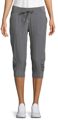 Calvin Klein Cuffed Capri Pants