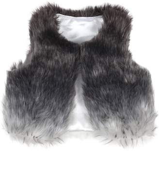Robeez R) Ombre Faux Fur Vest