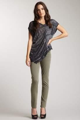 Hudson Marilyn Midrise Crop Skinny Leg Jean