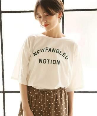 LOWRYS FARM (ローリーズ ファーム) - バックプリントTシャツ
