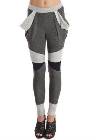 VPL Aluvion Sweat in Charcoal
