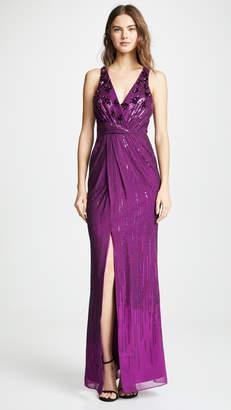 Parker Black Monarch Gown