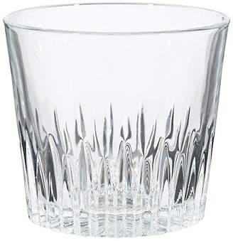 One Kings Lane Vintage 1960s Pleated Glass Ice Bucket