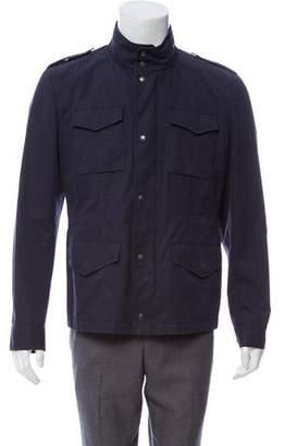 Brunello Cucinelli Hooded Field Jacket w/ Tags