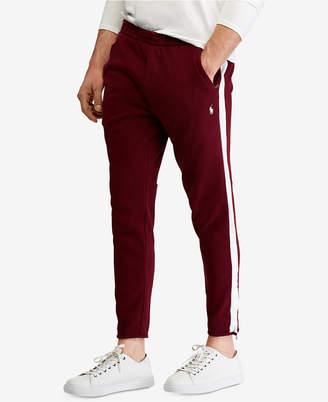 Polo Ralph Lauren Men's Big & Tall Interlock Cotton Track Pants