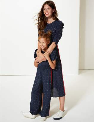 Marks and Spencer Mini Me Star Jumpsuit (3-16 Years)