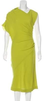 Roksanda Ruched Midi Dress