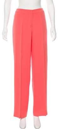 Valentino Silk Flared Pants