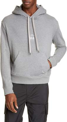 Neil Barrett Thunderbolt Hooded Sweatshirt
