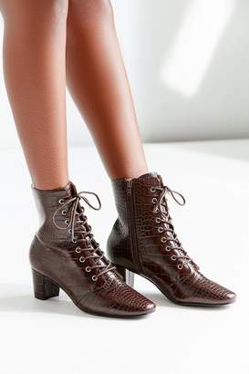 Urban Outfitters Violet Lace-Up Boot