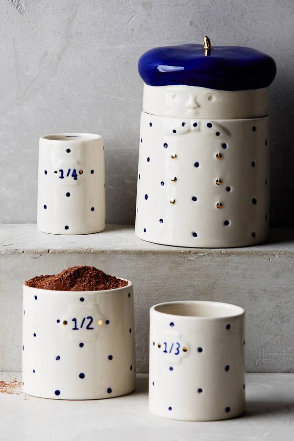 Anthropologie Chef De Cuisine Measuring Cups