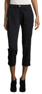 Jag Creston Ankle Cropped Twill Pants