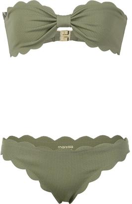 Marysia Antibes Strapless Bikini $280 thestylecure.com