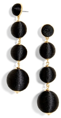 Women's Baublebar Criselda Ball Shoulder Duster Earrings $48 thestylecure.com
