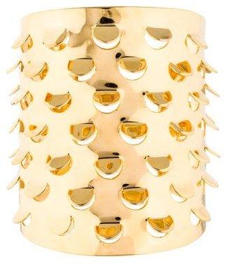 Alexis Bittar Large Scaled Cuff Bracelet $95 thestylecure.com