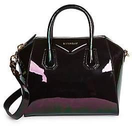 Givenchy Women's Small Antigona Patent Leather Satchel