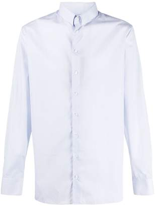 Giorgio Armani longsleeved buttoned shirt