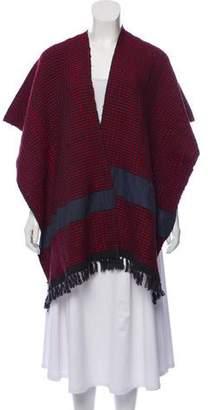Lemlem Merino Wool Knit Poncho