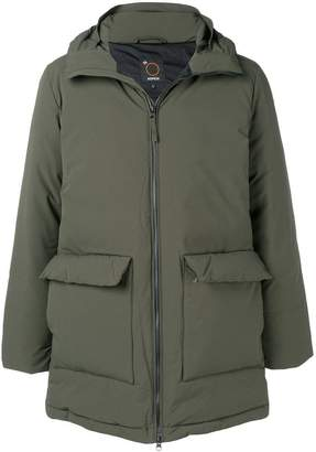 Aspesi hood padded coat