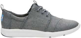 Toms Del Ray Polycanvas 10010856 Steel Grey Sneaker