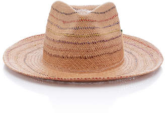Nick Fouquet Chan Chan Straw Hat