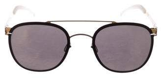 Mykita Wayfarer Mirror Sunglasses