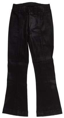 Helmut Lang Mid-Rise Wide-Leg Jeans w/ Tags
