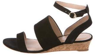 Tory Burch North Suede Wedges