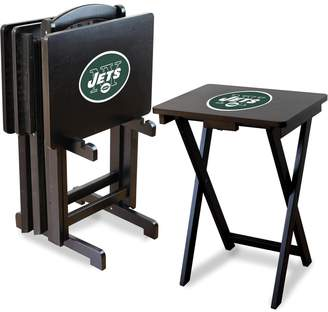 Kohl's New York Jets TV Tray Table Set