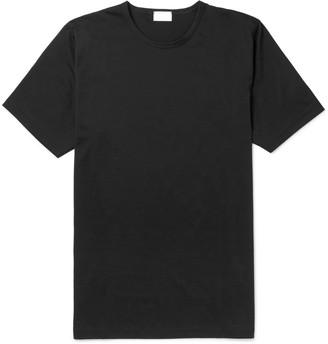 Handvaerk Pima Cotton T-Shirt $65 thestylecure.com