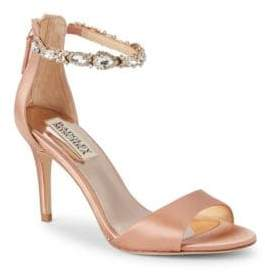54ff6e9adb0 Badgley Mischka Sindy Bejeweled d Orsay Sandals