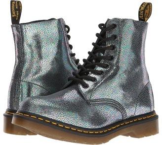 Dr. Martens - Pascal TP Split Women's Lace-up Boots $125 thestylecure.com