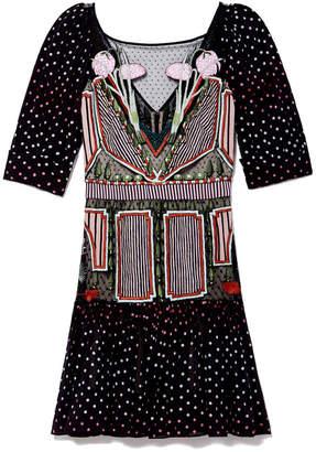 Temperley London Bourgeois Mini Dress