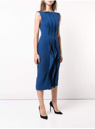 Jason Wu Stretch Cady Sleeveless Dress