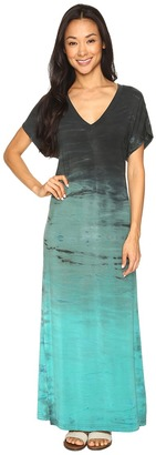 Hard Tail Every Day Tee Maxi Dress $106 thestylecure.com